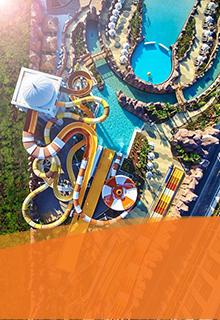 A po kërkoni një strehim të mirë të vlerësuar për pushimet tuaja me Aqua Park? Shihni ofertat tona