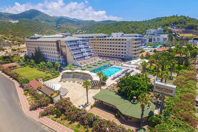 Beach Club Doganay Hotel
