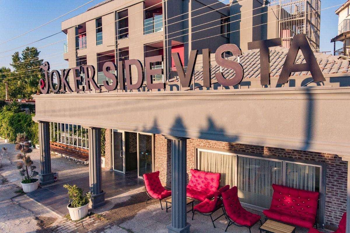 Joker Vista Hotel Side