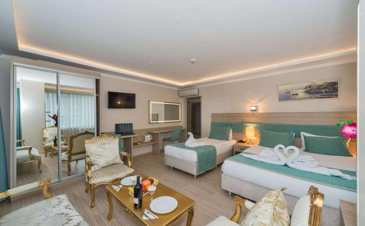 The Hotel Ottoman City