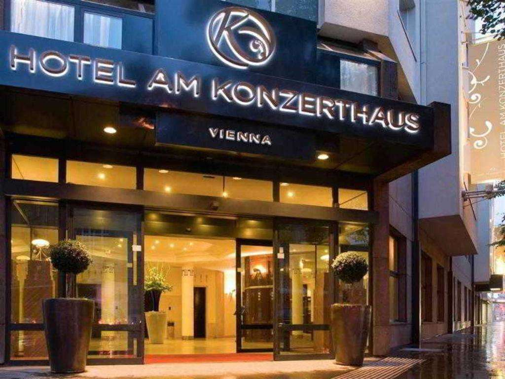 Hotel Am Konzerthaus Vienna MGallery