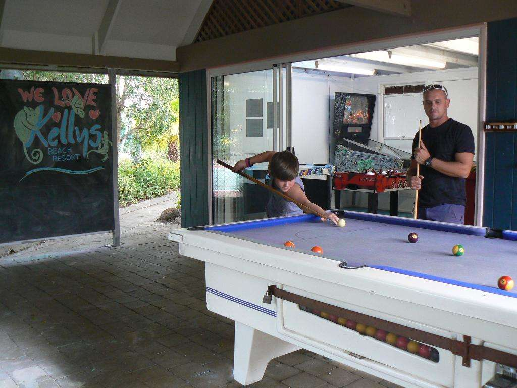Kellys Beach Resort