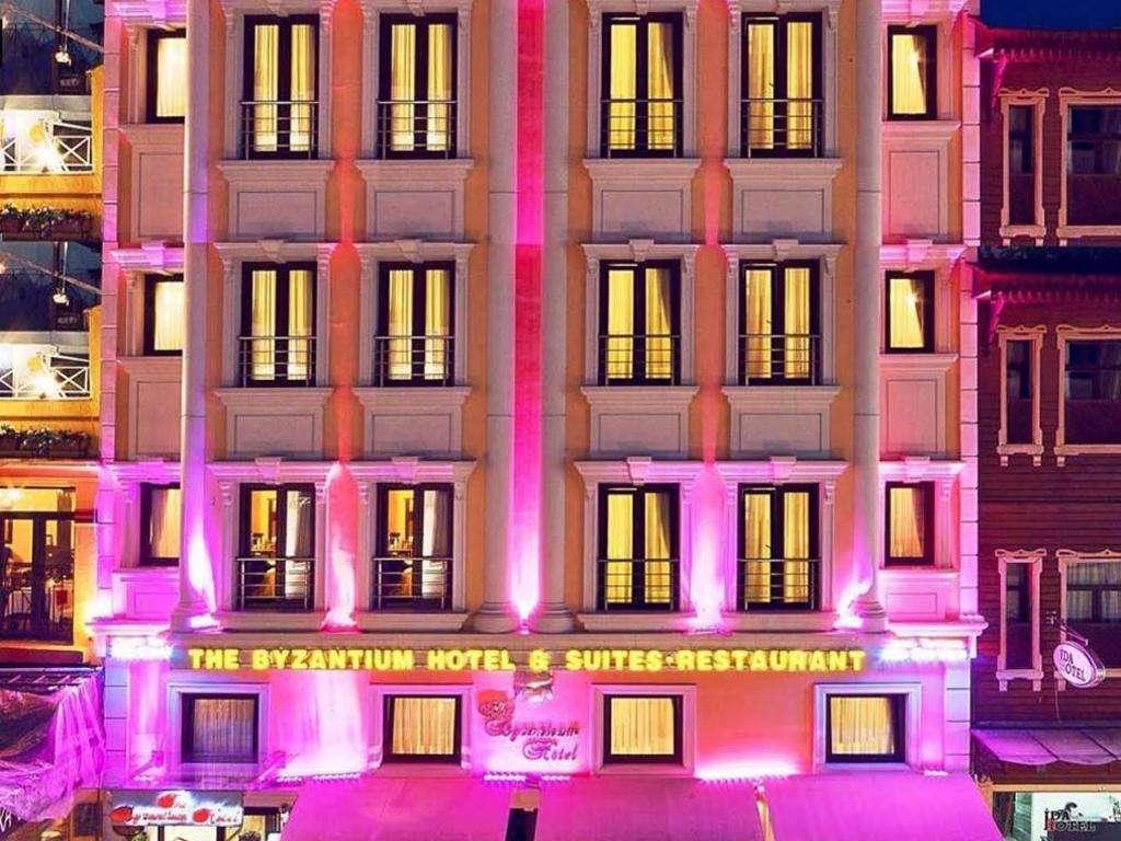 The Byzantium Hotel