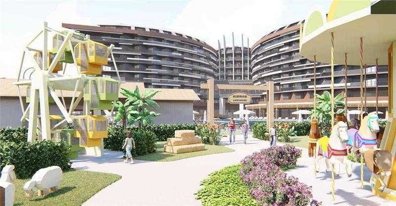 Kirman Calyptus Resort & Spa