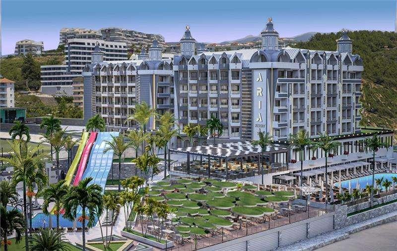 Aria Resort & Spa Hotel